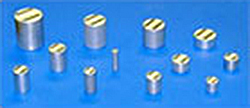 2-Pole Cylindrical Insulated Magnet Assemblies