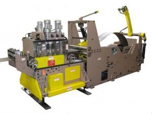 Coe SpaceSaver coil handling line
