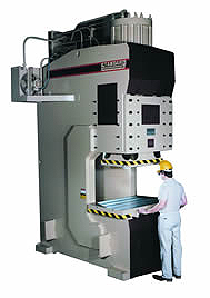 Standard Industrial C-Frame Press