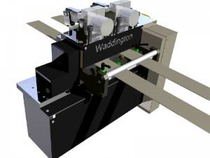 Waddington Twin Strip Servo Feed