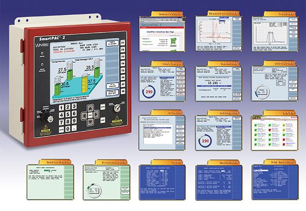 Wintriss SmartPAC 2 - Menus