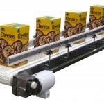Washdown Sanitary Conveyor Belt in PRI Conveyor Systems