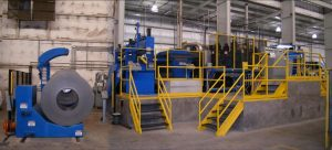 GreenClean coil cleaning line