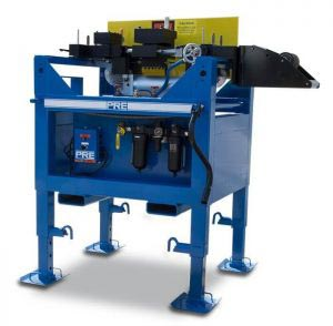 Single Gripper feed with cabinet option 1