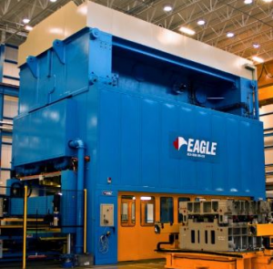 Eagle SEL Series Straight-Sided Eccentric Link Press