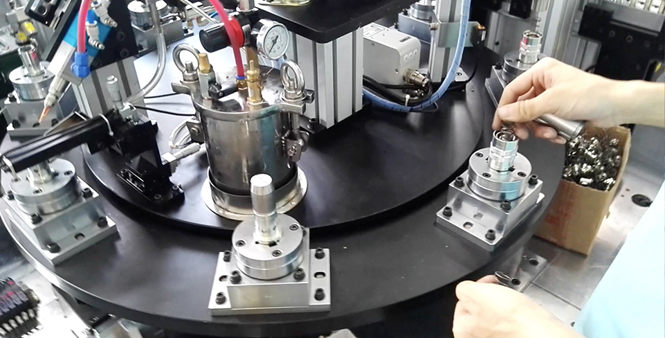 Production Resources presents Phoenix Manufacturing Systems Automated Assembly