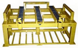 Titan 1364 one station die storage rack