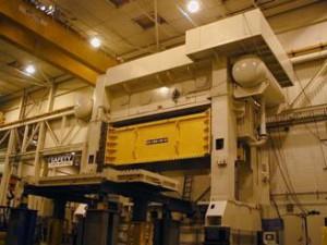 Eagle 2000-Ton Mechanical Transfer Press