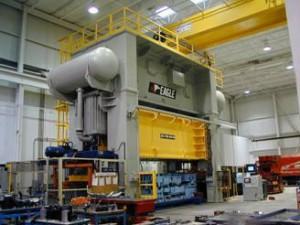 Eagle 1750-Ton Mechanical Transfer Press