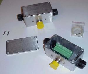 Heavy duty in die HD19-IDB and QDP-IDB sensor box