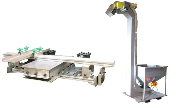 MPI - Magnetic Products Belted & Beltless Conveyors
