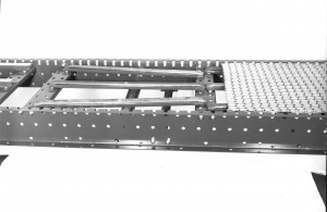 NLE Wire Mesh Belt Conveyors