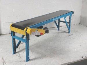 NLE Flat Belt Conveyors