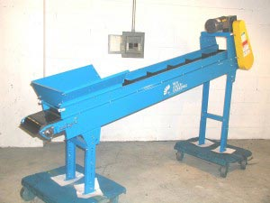 NLE Cleated Belt Conveyors
