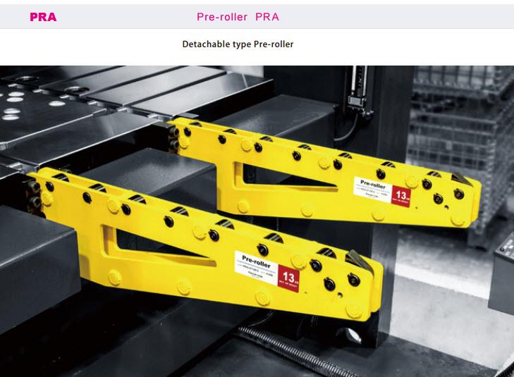 Pascal PRA bolster extension