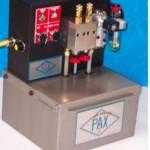 2 pump Pax lubrication system