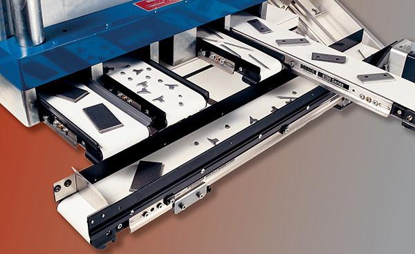 Dorner Low Profile Flat & Cleated Belt Conveyors