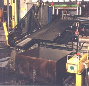 Bachhuber Press Unloaders and Blank Feeders