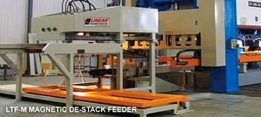 Blank De-Stack Feeders