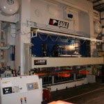 Linear Transfer Automation systems in Power Press Transfer Systems