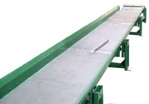 M-1000 Hurricane Electric Shaker Conveyor