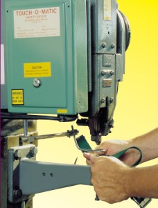 Positive Safety Touch o Matic