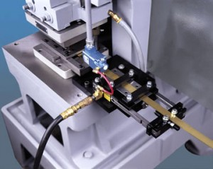 Rapid air feed on press
