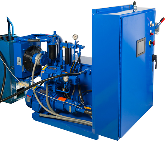 The Hyson Active Hydraulic Knockout System