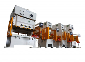 Sutherland mechanical stamping press