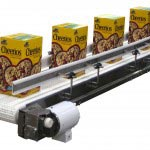 Washdown Sanitary Conveyor Belt in PRI Conveyor Systems