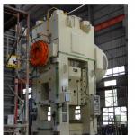 Sutherland - Forging press under construction
