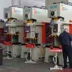 Sutherland - KC1-Series - Affordable gap frame presses