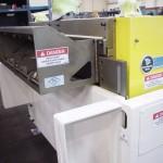 Pax spray cabinet Coe2