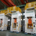 Sutherland - SP1-400 Ton Single Point Blanking Presses