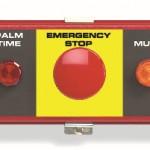 Op Wintriss Op station top run buttons