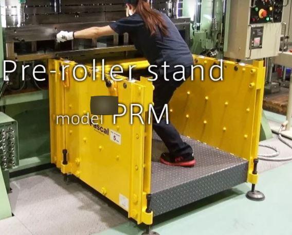 PRI Swift Page Pre-Roller Stand Model