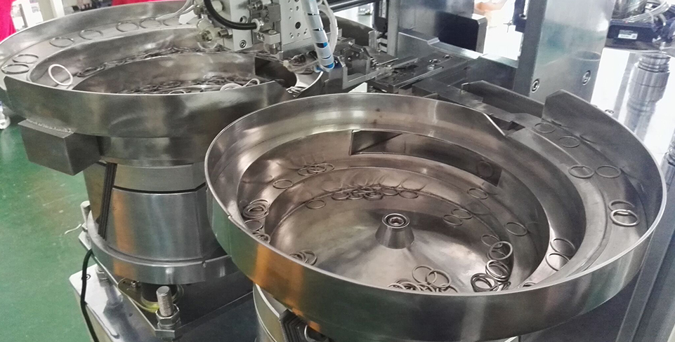 Production Resources presents Phoenix Manufacturing Systems Bowl Feeder