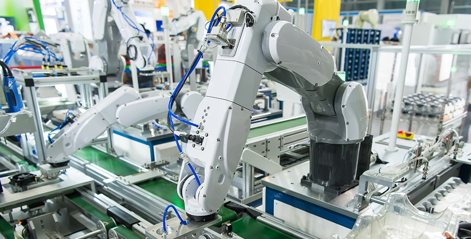 Production Resources presents Phoenix Manufacturing Systems Automated torquing process