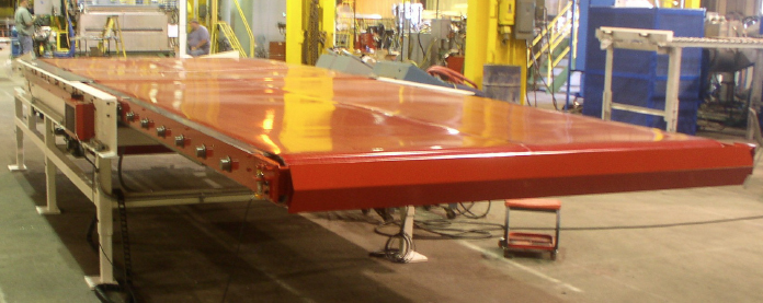 Mark One Telescoping Conveyor