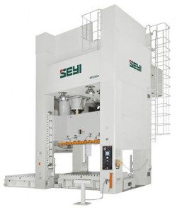 SEYI Straight Side Eccentric Gear Link Press (SEL Series)