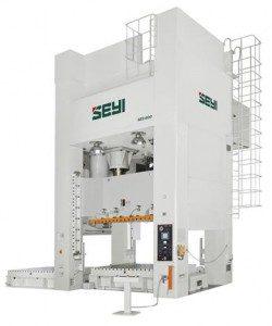 SEYI Straight Side Eccentric Gear Link Press (SEL Series)