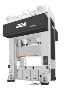 SEYI Straight Side Eccentric Gear Servo Press (SDE Series)