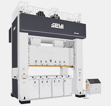 Seyi metal stamping press